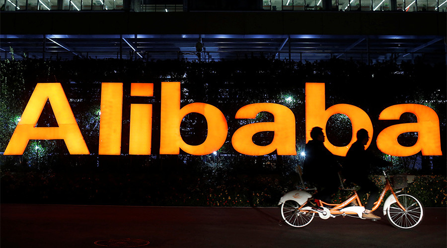 Alibaba shares skyrocket on jaw-dropping revenue outlook
