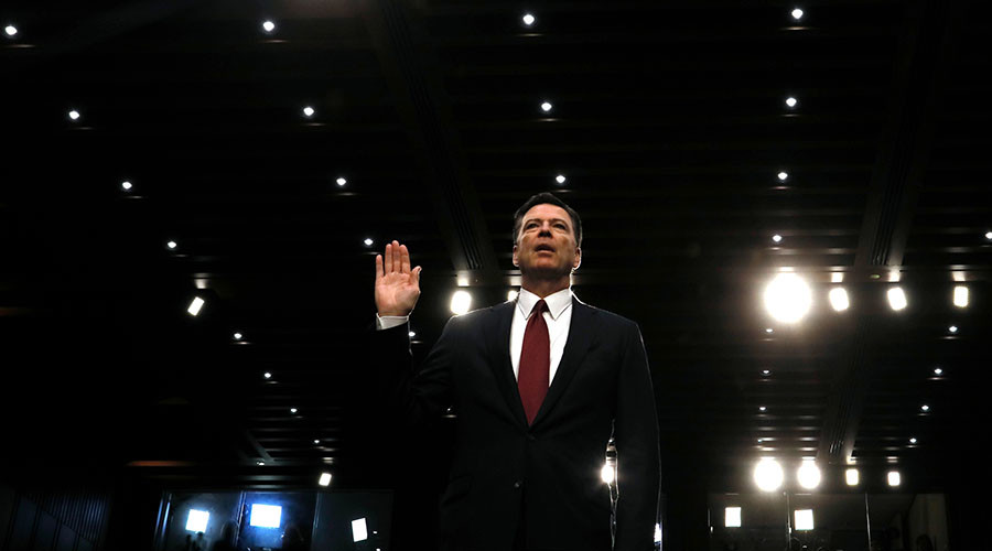 The Comey nothingburger: Why ex-FBI director's testimony won't topple Trump
