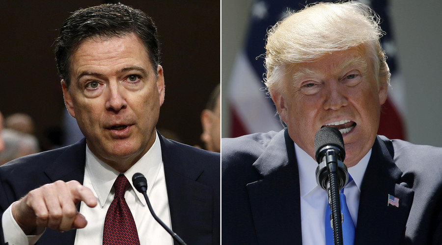 Many in GOP unshaken by Comey's testimony against Trump