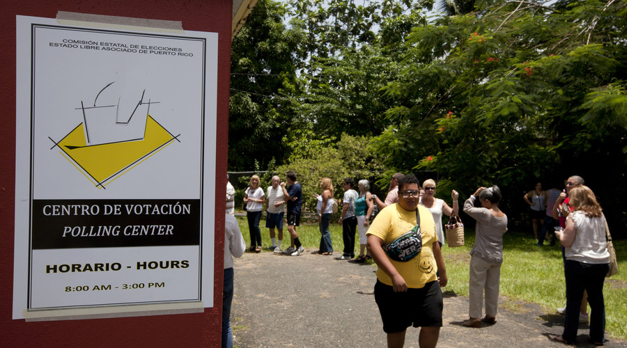 Puerto Ricans to vote between statehood & independence