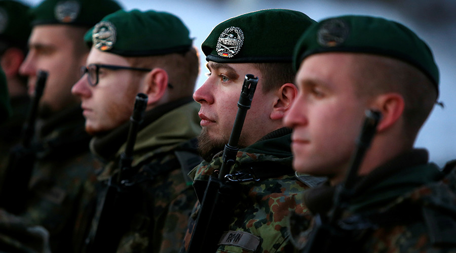 'Germans don't want to fight American, French & British wars'