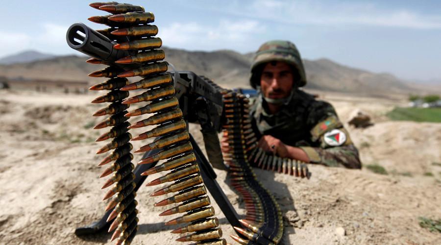 'Increasing number of Taliban swearing allegiance to Islamic State'