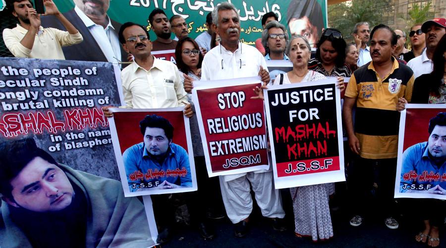 Pakistani man sentenced to death for blasphemy on Facebook