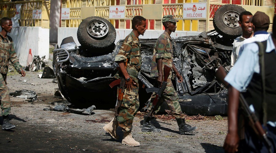 US launches airstrike against al-Shabaab in Somalia using enhanced powers