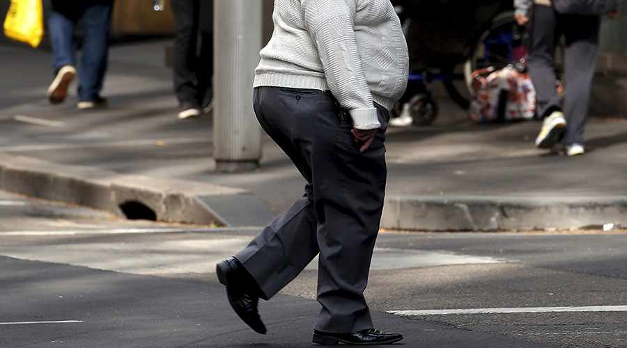 Almost 1/3 of people worldwide overweight, says new study