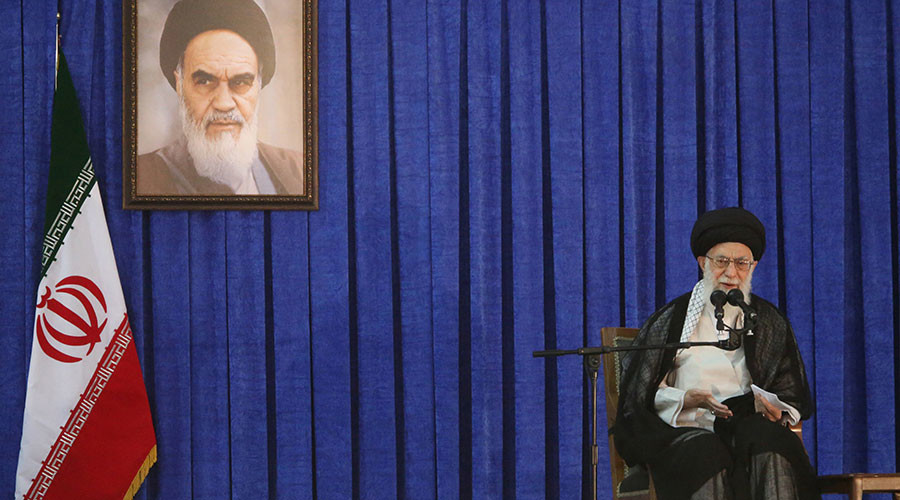 Iran's supreme leader calls US fight against ISIS 'a lie' as allegations intensify