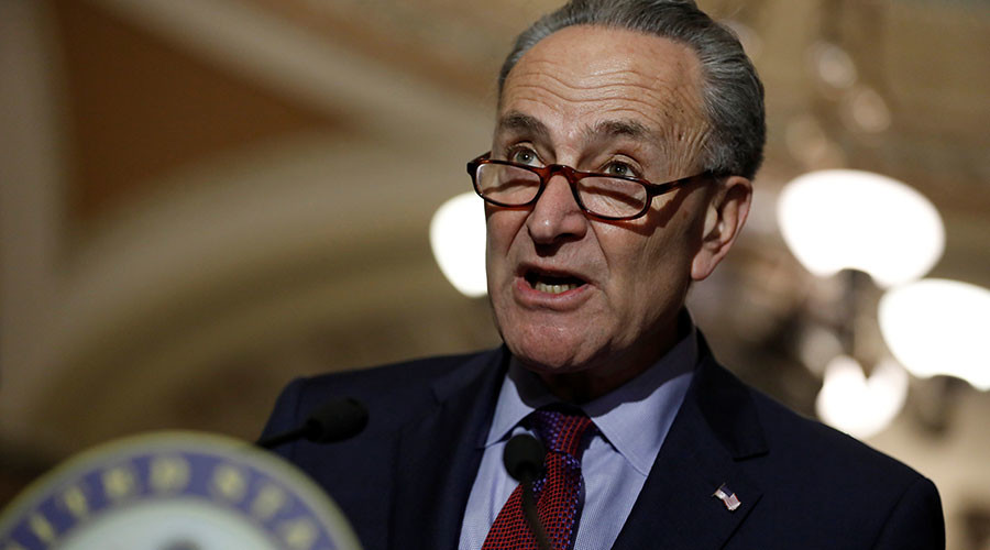 Schumer joins bipartisan push to block part of Trump's Saudi arms deal