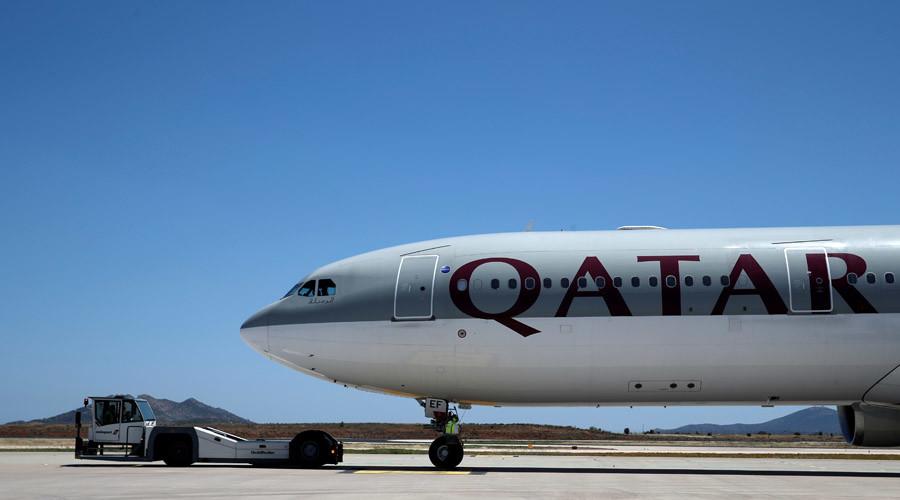Qatar Airways appeals to UN over Gulf blockade