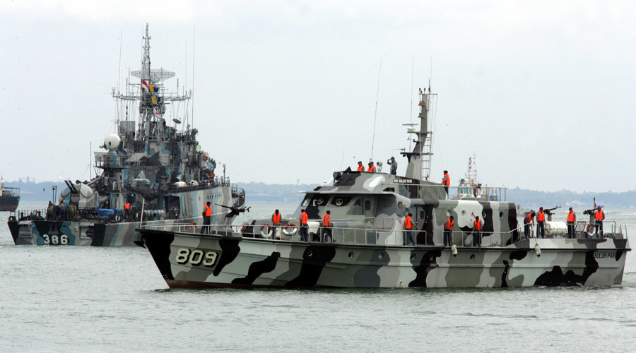 Indonesia eyes joint anti-ISIS patrols with Philippines & Malaysia
