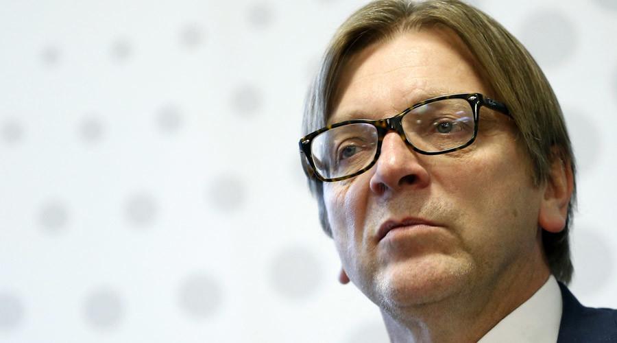 EU growing 'impatient' with Britain, says Brexit negotiator Verhofstadt