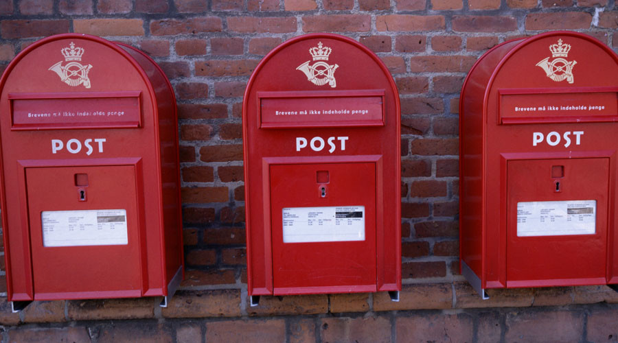 Threats & harassment put mail delivery on hold in Danish city district