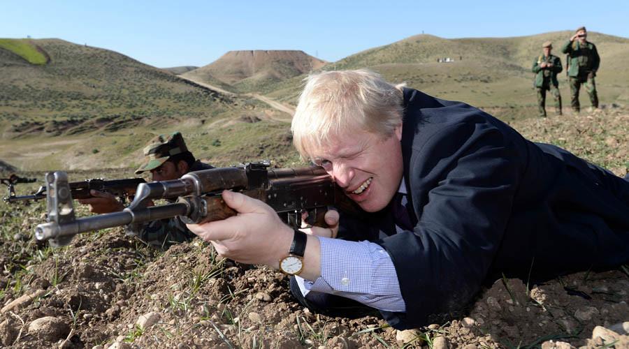 Did Qatar's cash force Boris Johnson to intervene in Gulf crisis?