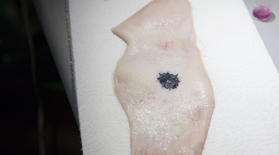 Color-changing tattoos could revolutionize how we treat diabetes (VIDEO)