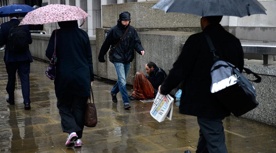 SAS troops posing as homeless people to counter terrorist attacks
