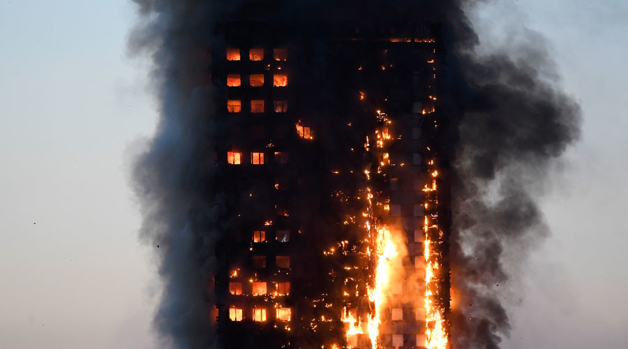 12 confirmed dead in London tower inferno, figure 'likely to rise' – police