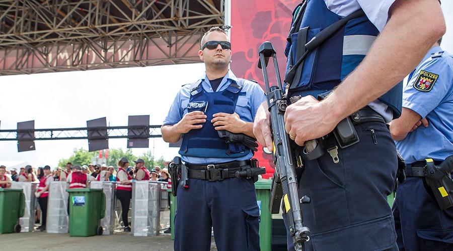 Spelling errors led to 'terrorist threat' evacuation at German rock festival – police
