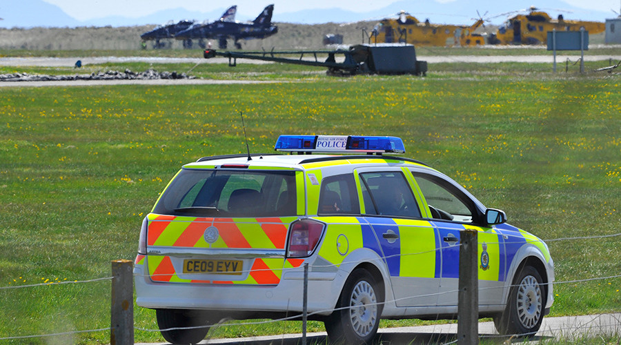 Several injured following incident at Wales military base – MoD