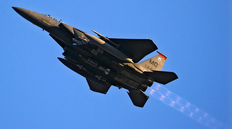 US sells $12bn worth of fighter jets to 'terrorist funder' Qatar