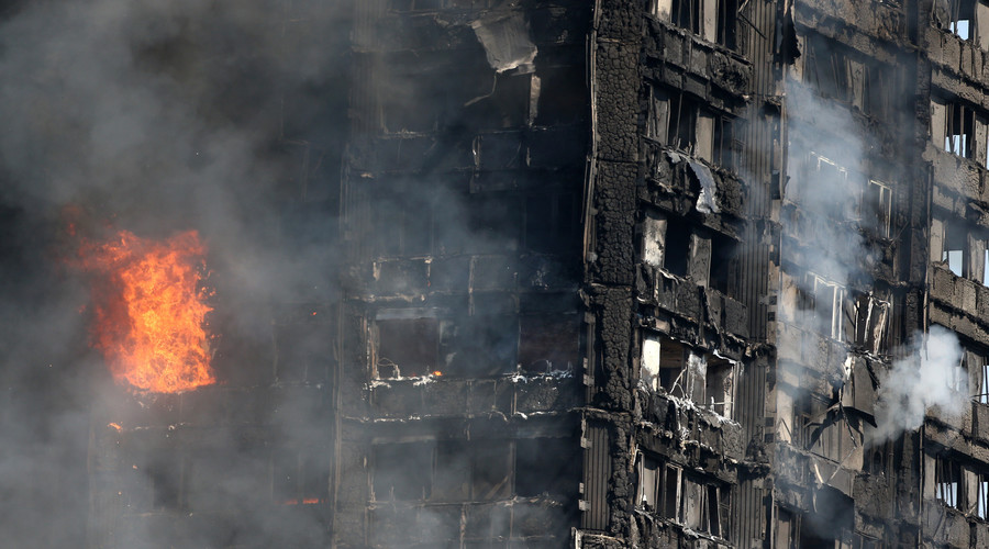 17 confirmed dead in London tower inferno, figure 'likely to rise' – police