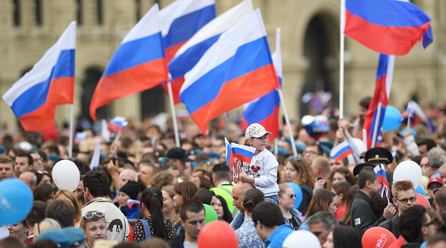 US congratulates Russians on Russia Day – 3 days late
