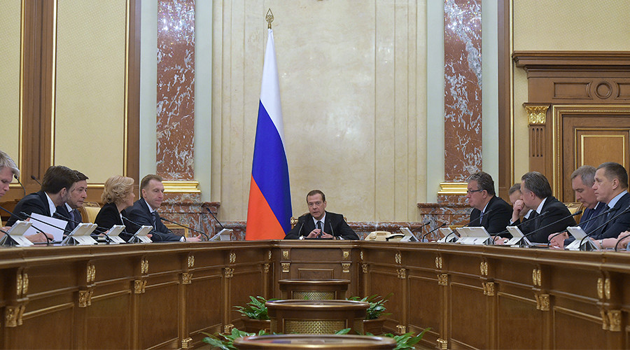 Russian govt approves European convention against terrorism financing
