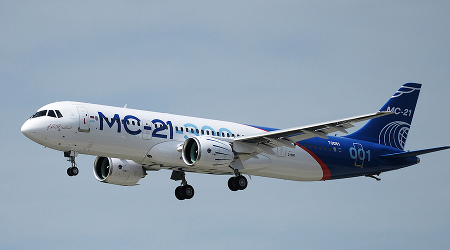 Russia offers China joint development of engines for civil aviation