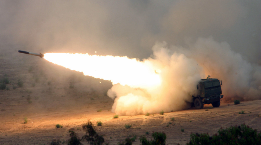 Lavrov: No ISIS troops in southern Syria where US deployed multiple rocket launchers
