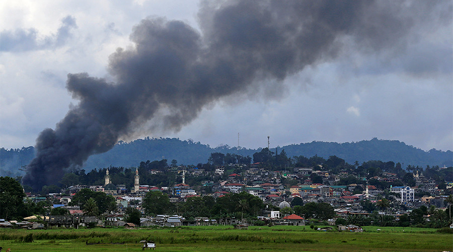 Jihadist fighters may have escaped besieged city – Philippines official