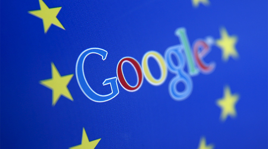 Google faces record fine from EU over market dominance