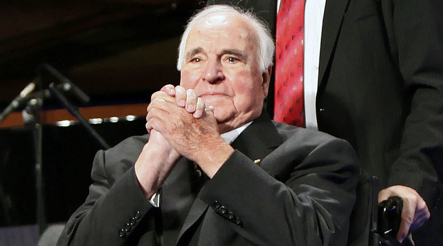 'Father of reunification': Former German Chancellor Helmut Kohl dies aged 87