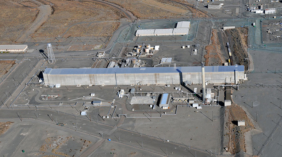 More radiation accidents 'likely' if Hanford funding cut – Energy Dept official