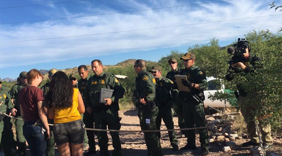 Border Patrol arrests 4 undocumented immigrants at Arizona humanitarian medical camp