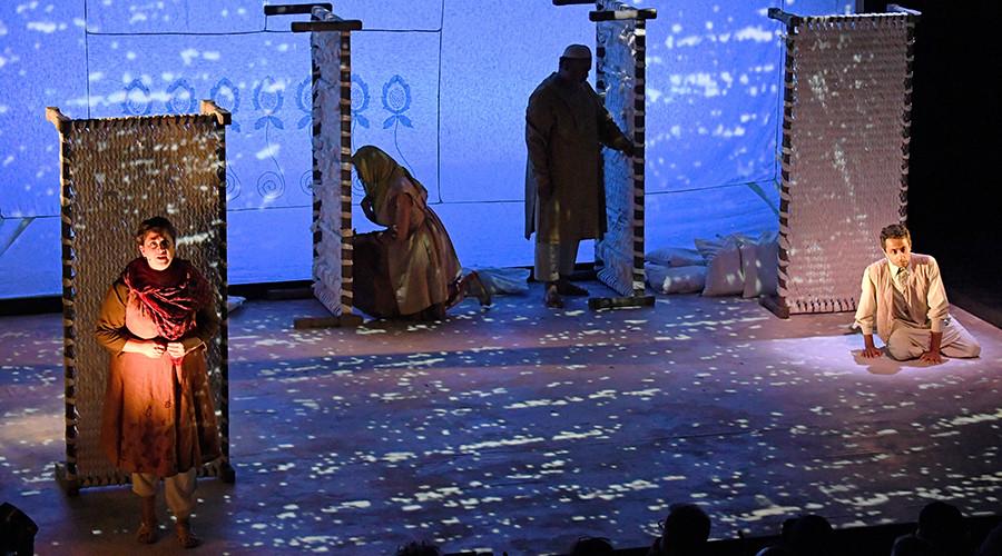 'Very emotional': Pakistani 'honor revenge' rape survivor watches opera based on her story
