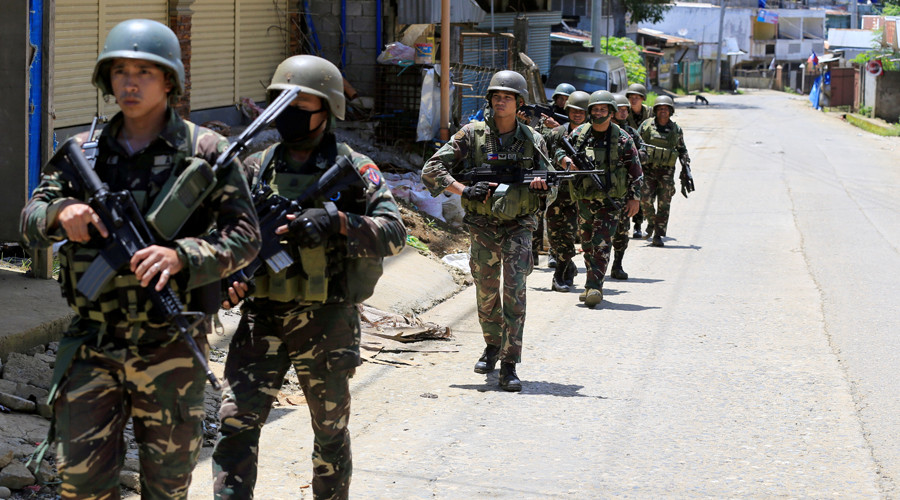 Duterte says Marawi operation 'winding up' as death toll passes 300