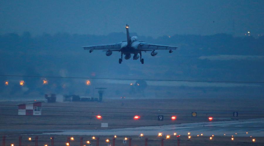 German jets to start leaving Incirlik base in Turkey for Jordan in July – defense minister