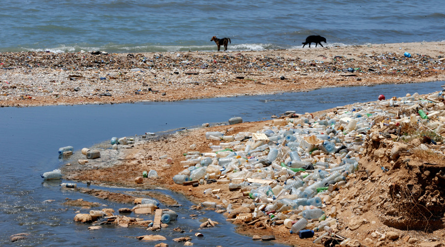 Lebanon's dumping of toxic garbage into the Mediterranean stinks of EU corruption