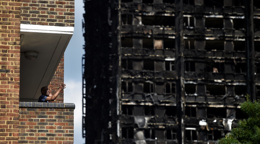 Missing, Presumed Dead Following London Tower Inferno