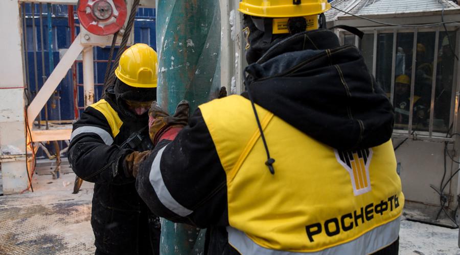 Russia's Rosneft discovers vast new oil deposit on Arctic shelf