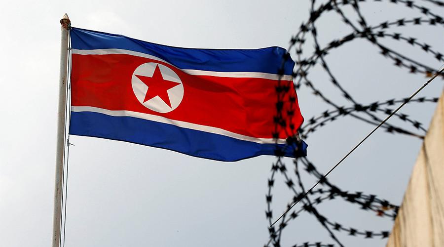 North Korean officials 'mugged' at US airport by Homeland Security