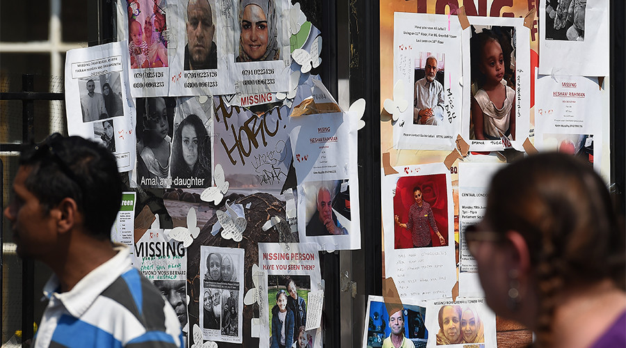 'Why is nobody reporting the real death toll?' Grenfell Tower survivors ask