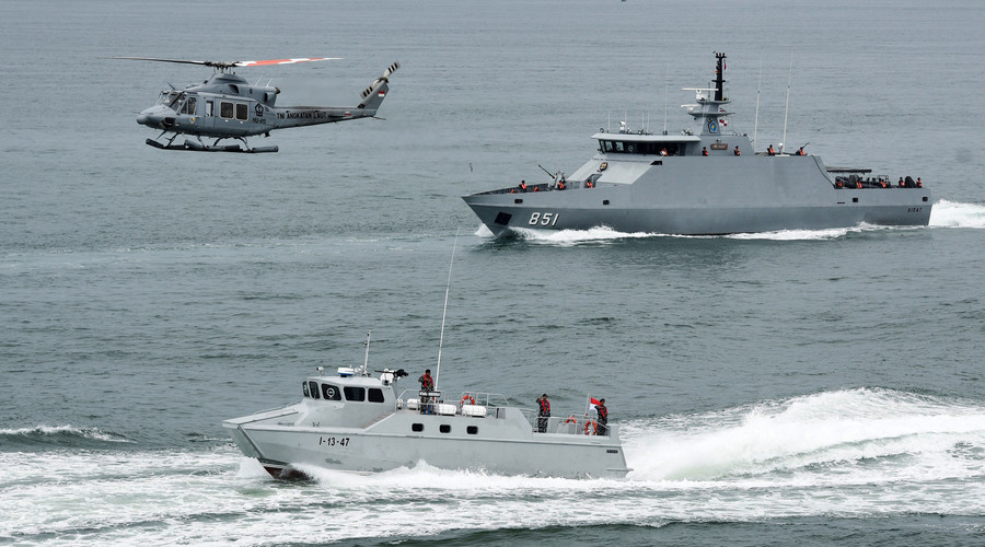 Indonesia, Malaysia & Philippines deploy navy, fighter jets to jointly combat terrorism