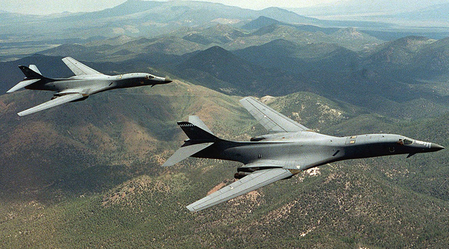 US supersonic bombers to drill with ally Seoul warplanes over Korean Peninsula