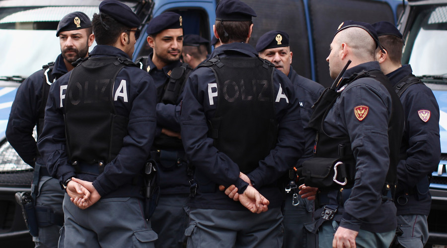 'Infidels should have throats cut': Italy arrests Iraqi refugee over ISIS support