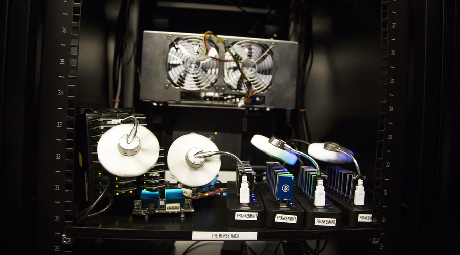 Russia faces shortage of PC graphics cards due to Bitcoin mining