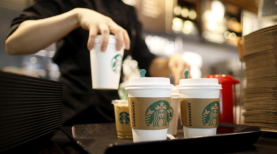 Starbucks to hire thousands of refugees to serve Europeans coffee