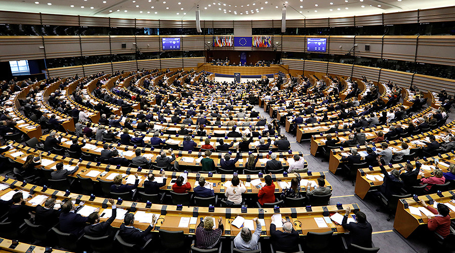 Euro MPs urge scrapping Turkey accession talks over Erdogan's sweeping powers