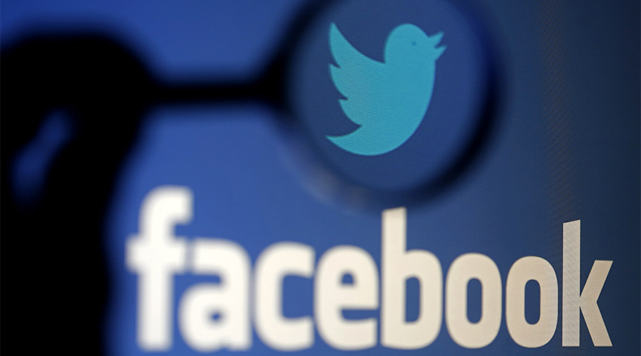 Facebook & Twitter being used to manipulate public opinion, report claims