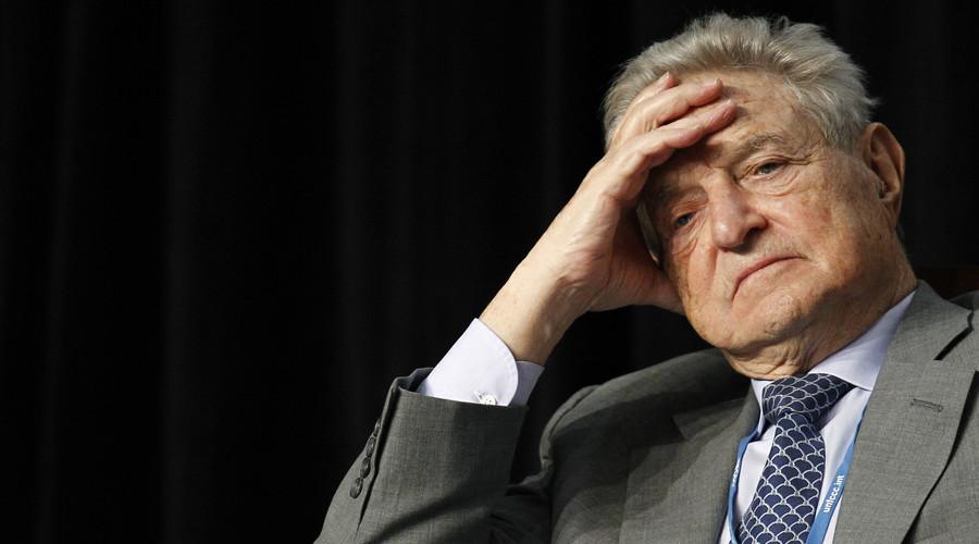 Bank of England nemesis George Soros warns Brexit is 'lose-lose' scenario