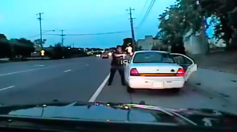 'Sir, I have a firearm on me': Dashcam footage of Philando Castile shooting released (GRAPHIC VIDEO)