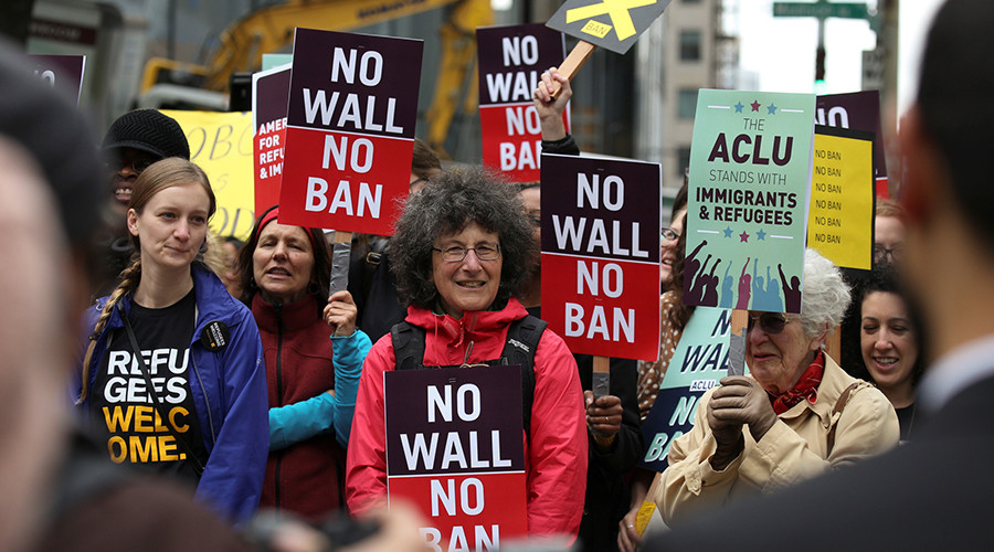 Trump travel ban 'unnecessary & unlawful' Hawaii tells SCOTUS after judge narrows injunction